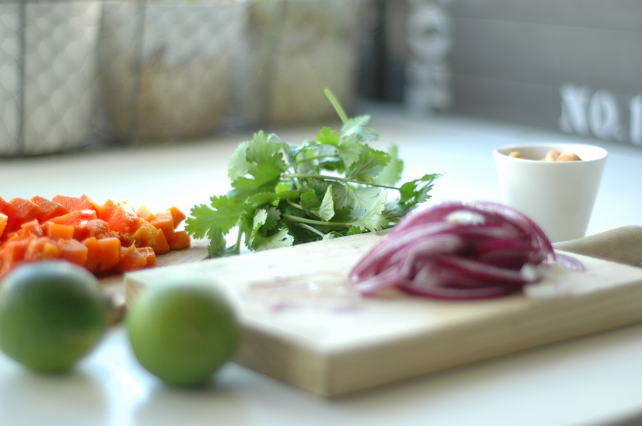 ceviche ingredientes