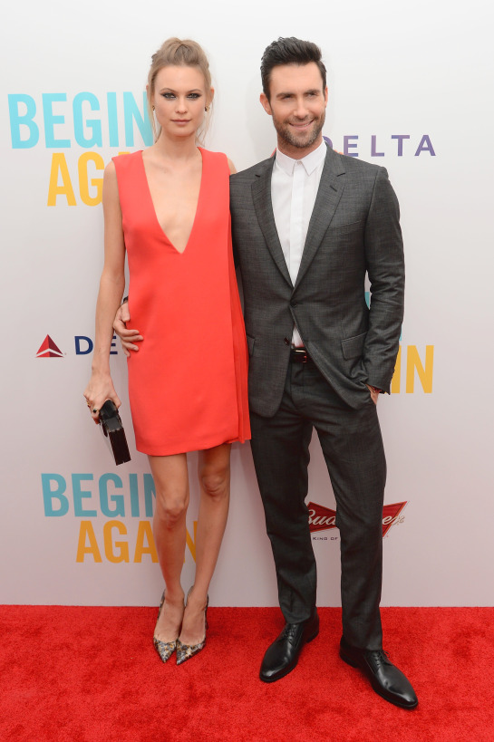 """Begin Again"" New York Premiere - Arrivals"