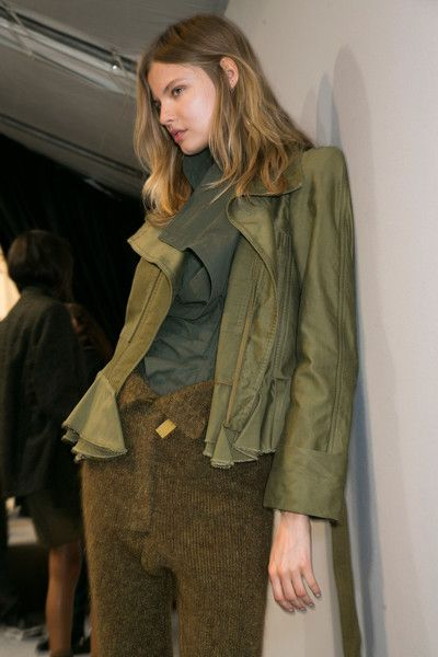 marrojo19-marant-fall-2014-green-jacket-backstage
