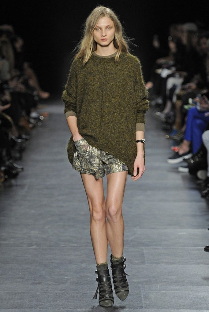 marrojo19-marant-fall-2014-green-sweater-runway