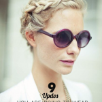 9 UPDOS YOU ARE GOING TO WEAR THIS AUTUMN